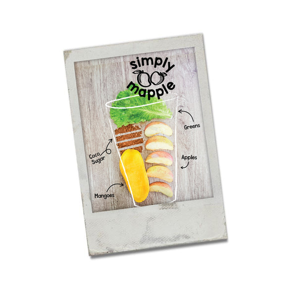 Simply Mapple - Go! Salads Grocer