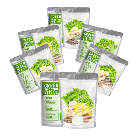 Green Smoothie Kit Bundle - Go! Salads Grocer