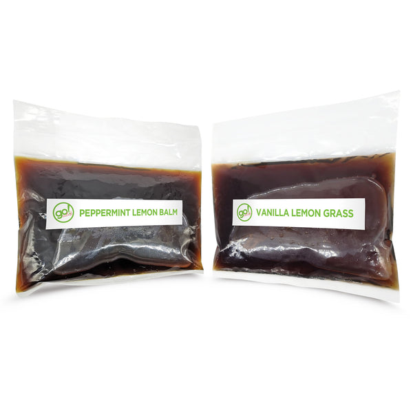 Vanilla Lemongrass Concentrate - Go! Salads Grocer