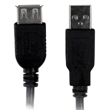 Carregar imagem no visualizador da galeria, Cabo Extensor USB A Macho x A Fêmea 1,8m Plus Cable - PC-USB1802