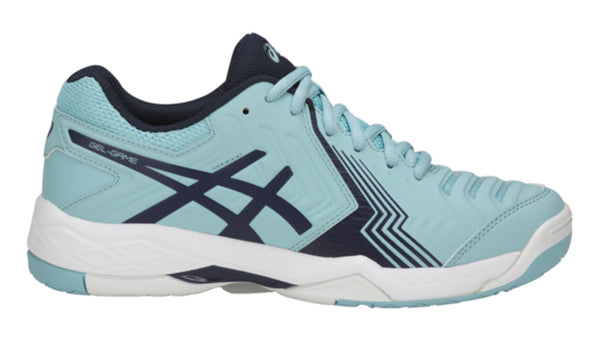 Asics Gel-Game 6 Women's Tennis Shoes ( E755Y-1449)