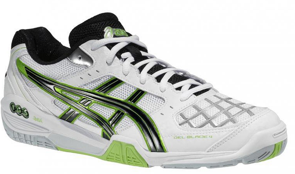 Asics Gel-Blade 4 Squash Shoes (R305N-0170)