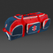 Gray-Nicolls Players Stand Up Cricket Wheelie Bag