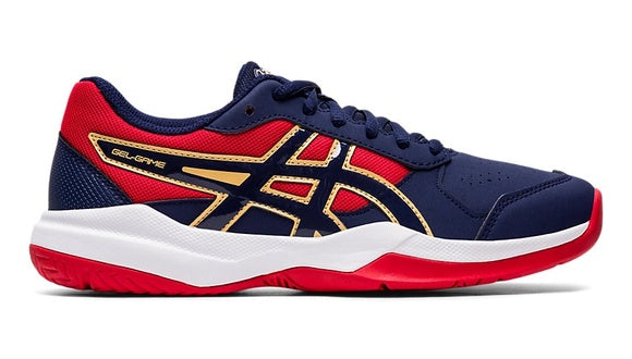 Asics Gel-Game 7 GS Kids Tennis Shoes (1044A008-400)