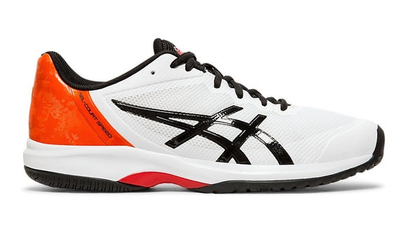 Asics Gel-Court Speed Men's Tennis Shoes (E800N-100)