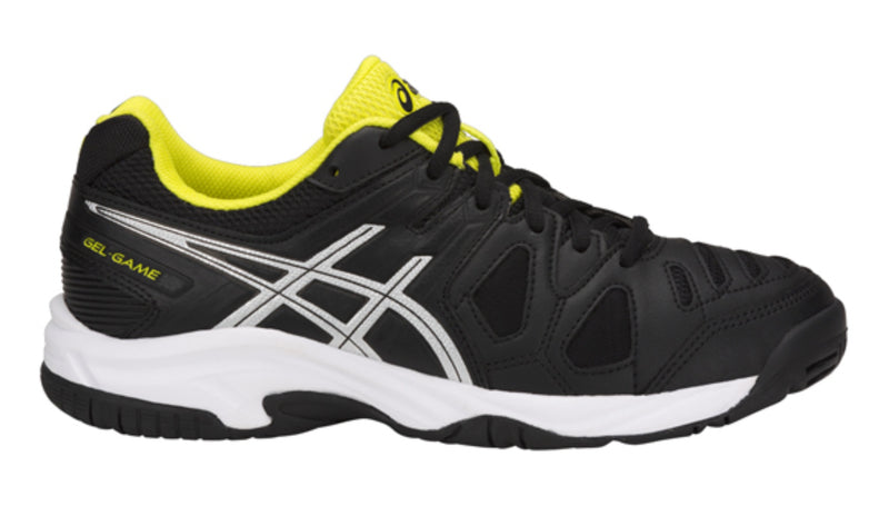 Asics Gel-Game 5 GS Kids Tennis Shoes (C502Y-9093)