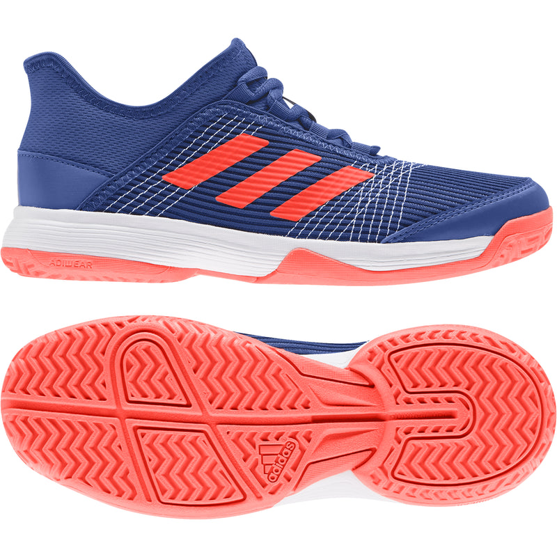 Adidas Adizero Club K Junior Tennis Shoes (FV4132)