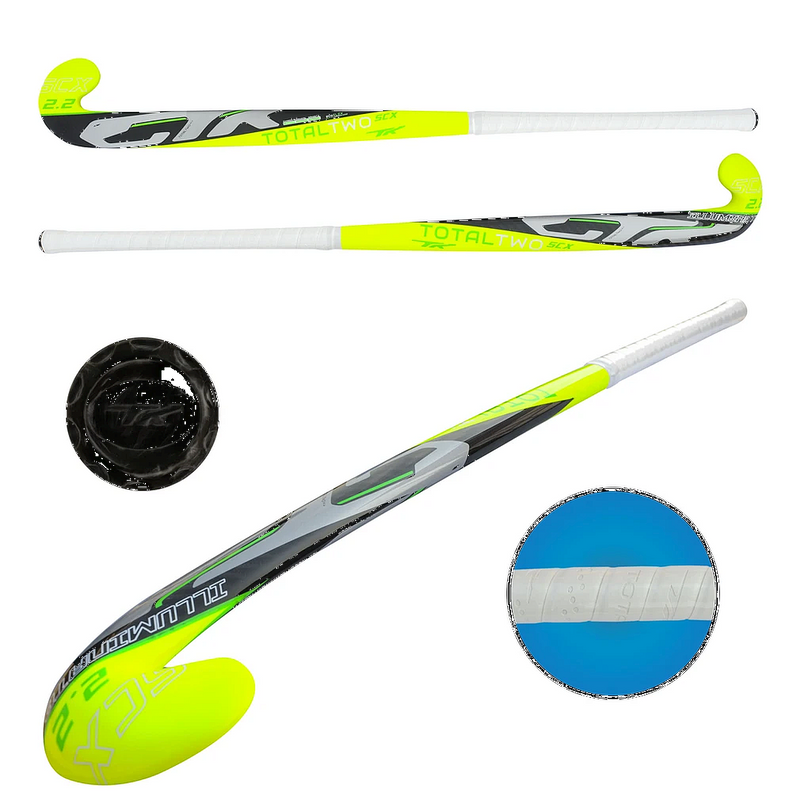 TK Total Two SCX 2.2 Illuminate Hockey Stick