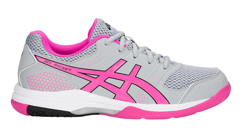 Asics Gel-Rocket 8 Women's Squash Shoes (B756Y-020)