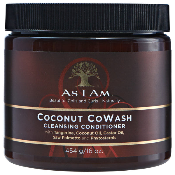 I AM Ami As I Am Coconut Co-Wash Cleansing Conditioner (16 oz)
