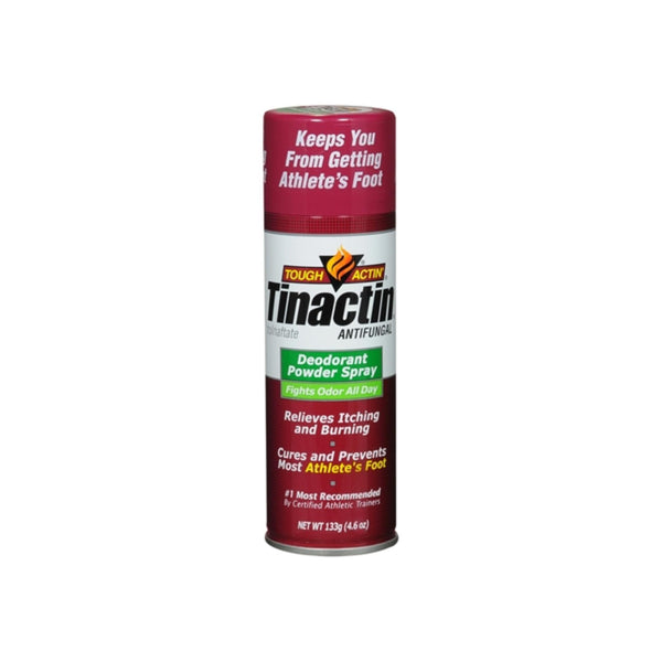 Tinactin Antifungal Deodorant Powder Spray 4.60 oz