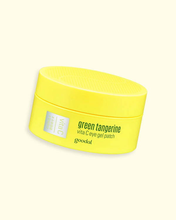 Green Tangerine Vita C Eye Gel Patch