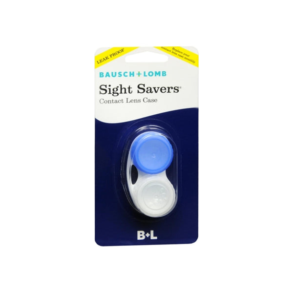 Bausch & Lomb Sight Savers Contact Lens Case 1 Each