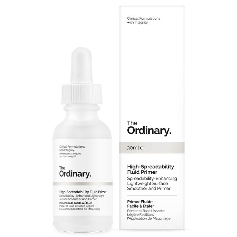 The Ordinary High-Spread-ability Fluid Primer (30 ml)