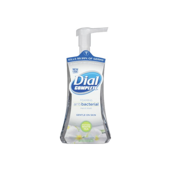 Dial Complete Foaming Hand Wash, Soothing White Tea 7.50 oz