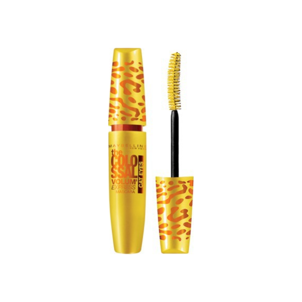 Maybelline Volum' Express The Falsies Colossal Cat Eyes Washable Mascara, Glam Black [233], 0.31 oz
