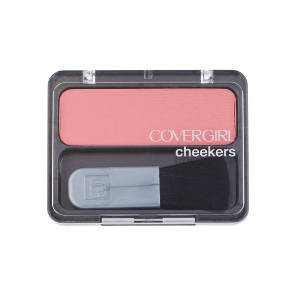 CoverGirl  Cheekers Blush, Classic Pink [110], 0.12 oz