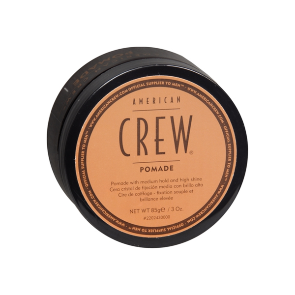 American Crew Pomade  with Medium Hold and High Shine 3 oz
