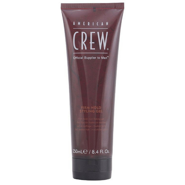 American Crew Firm Hold Styling Gel, 8.4 oz