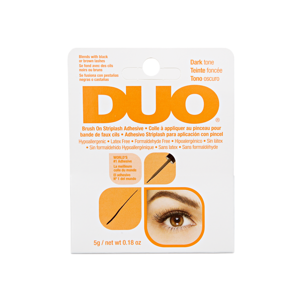 Duo Dark Brush on Adhesive 0.18 oz