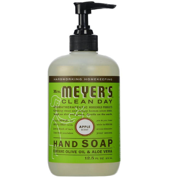 Mrs. Meyers Clean Day Liquid Hand Soap, Apple 12.5 oz