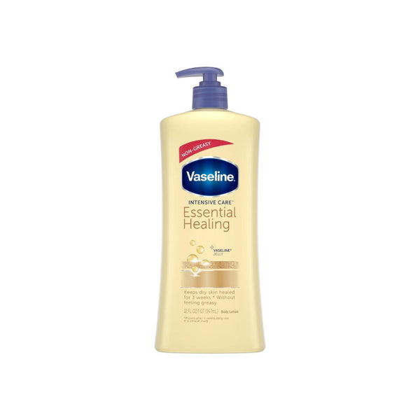 Vaseline Intensive Care Hand & Body Lotion 32 oz