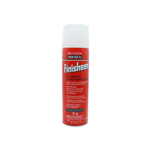 Revlon Realistic Finisheen Instant Shine Spray 13 oz