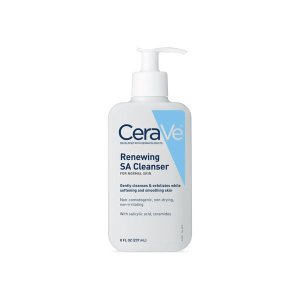 CeraVe Renewing SA Cleanser 8 oz