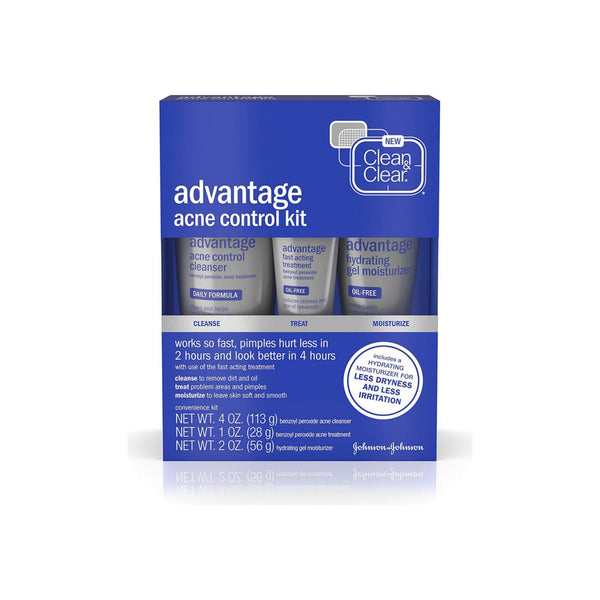 CLEAN & CLEAR Advantage Acne Control Kit 1 ea