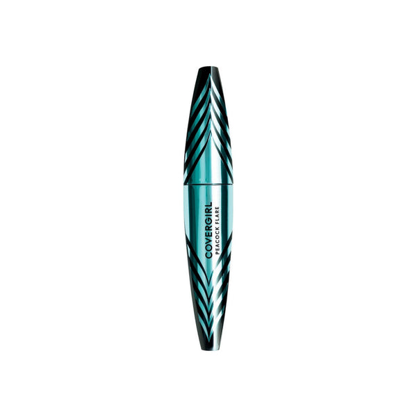 CoverGirl Peacock Flare Mascara, Intense Black 0.3 oz