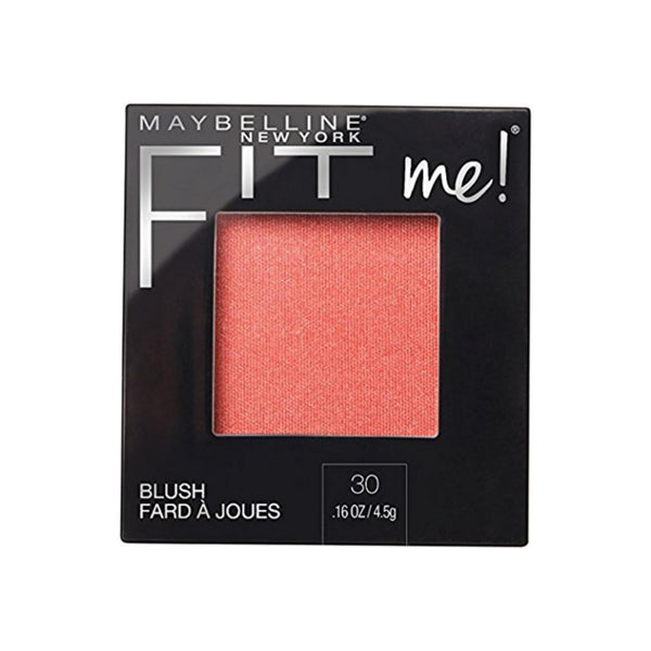 Maybelline Fit Me Blush, Rose 0.16 oz