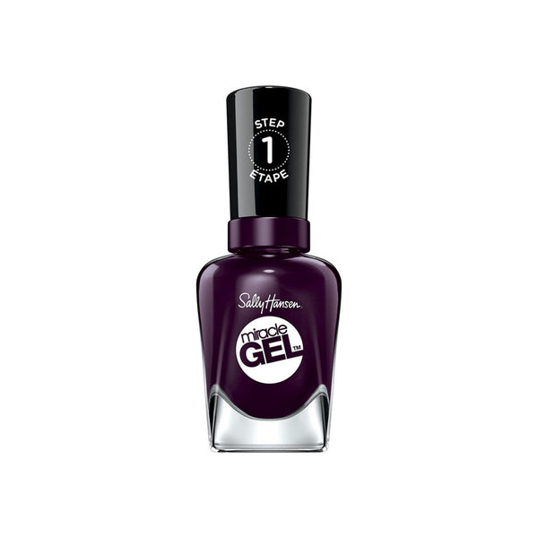 Sally Hansen Miracle Gel, Cabernet with Bae 0.5 oz