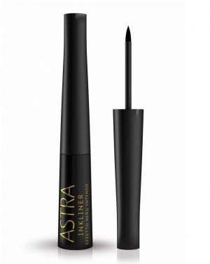 ASTRA Ink Liner Intense black effect Strong and defined trait EYELINERS