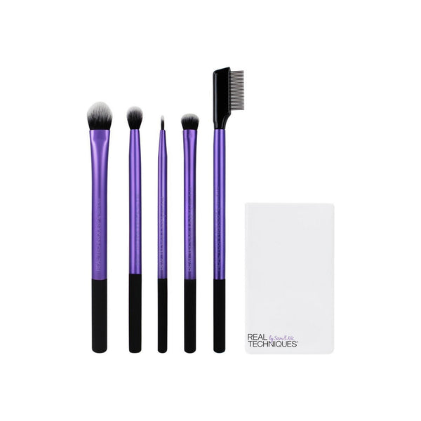 Real Techniques Cruelty Free Enhanced Eye Set 1 ea
