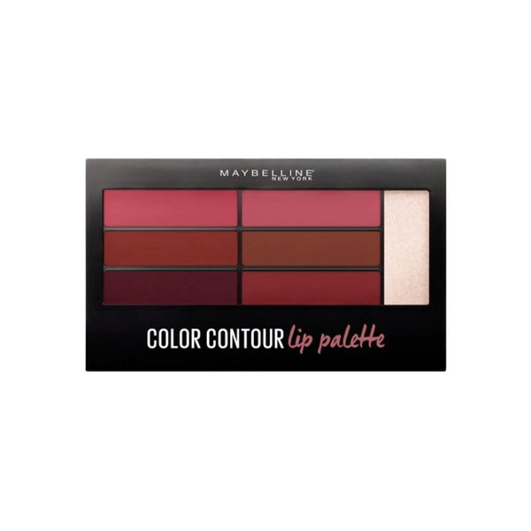 MAYBELLINE   Lip Studio Color Contour Lip Palette Blushed Bombshell  .17 oz