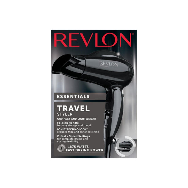 Revlon 1875 Watt Folding Travel Hair Dryer 1 ea
