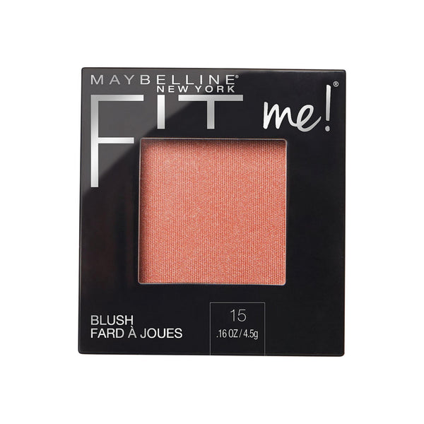 Maybelline New York Fit Me Blush, Nude, 0.16 oz