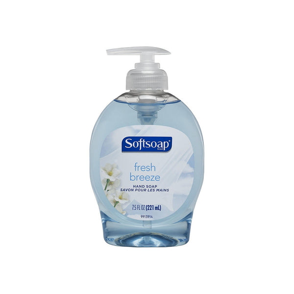 Softsoap Liquid Hand Soap, Fresh Breeze 7.5 oz