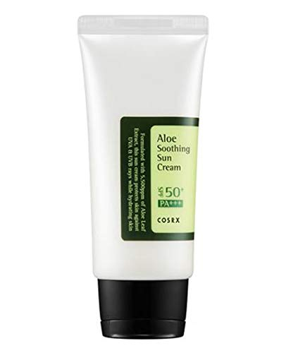 Cosrx Aloe Soothing SPF50 PA+++ Sun Cream (50ml)