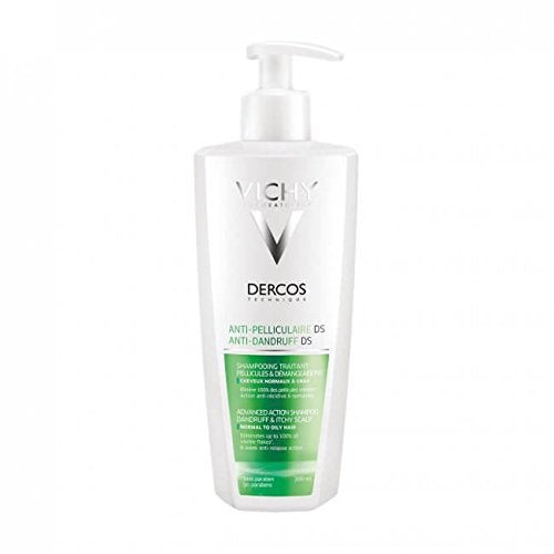 Vichy Dercos Anti-Dandruff DS Shampoo for Normal to Oily Hair 390ml