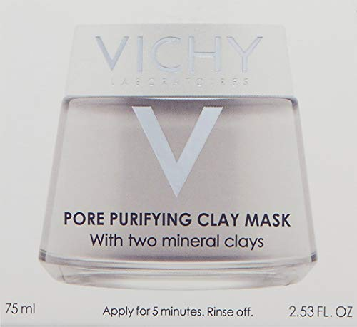 Vichy Pore Purifying Clay Mask, 2.54 Fl. Oz.