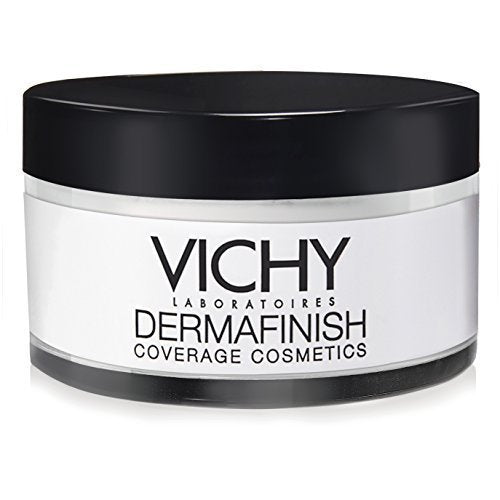 Vichy Dermafinish Loose Translucent Setting Powder, White, 0.99 oz.