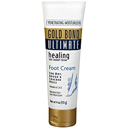Gold Bond Ultimate Healing Foot Cream, 4 oz.