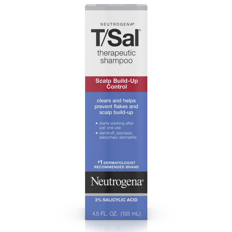 Neutrogena T/Sal Therapeutic Maximum Strength Shampoo (Pack of 2)