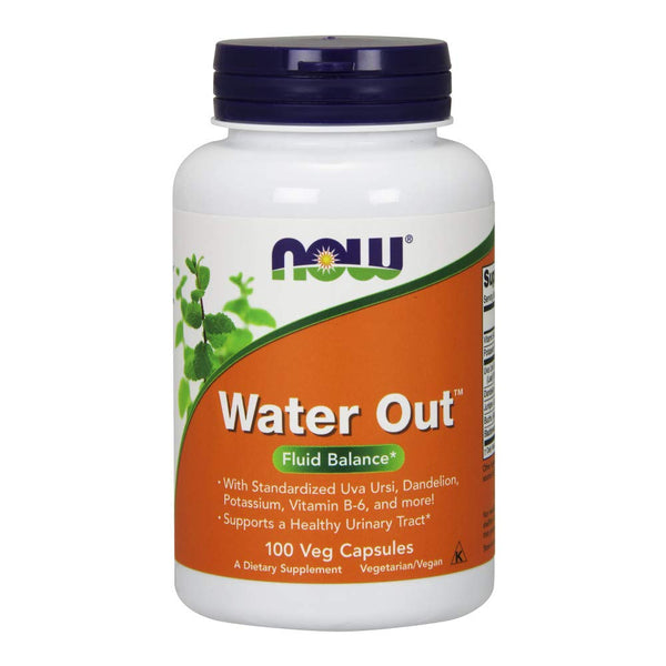 Now Foods Water-Out - 100 Vcaps