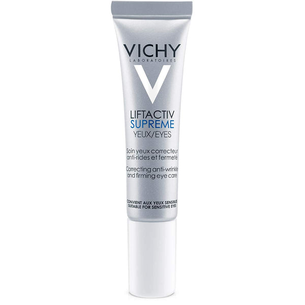 Vichy LiftActiv Eyes Anti-Wrinkle and Firming Eye Cream.