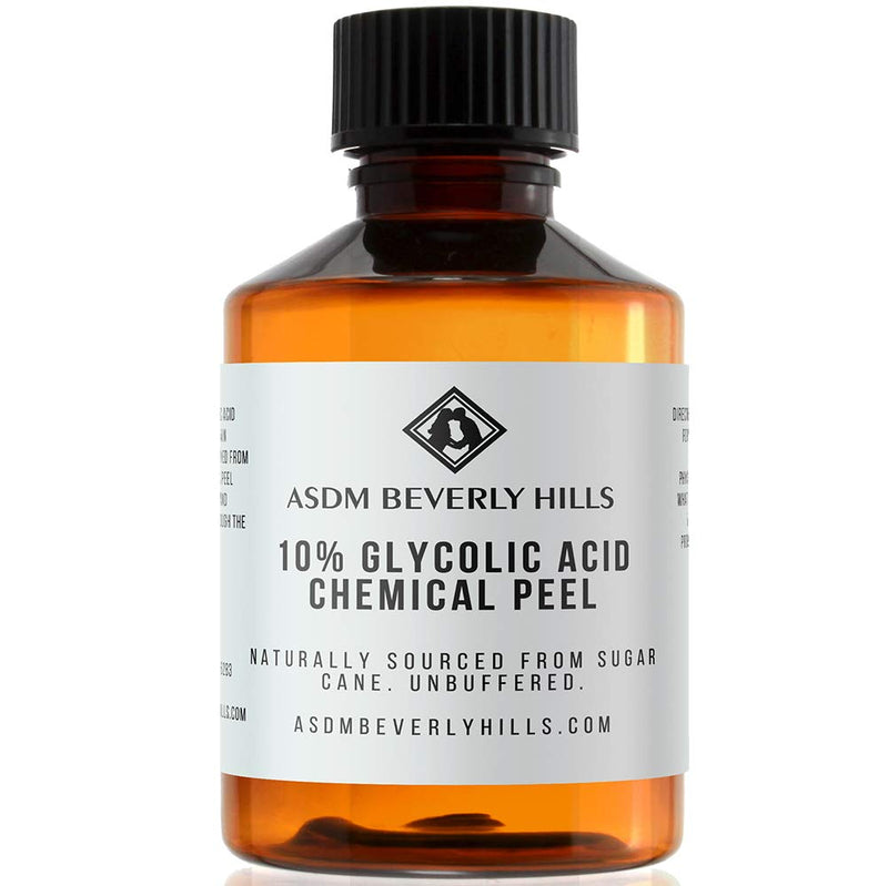 50% Glycolic Acid - Medical Strength 1oz