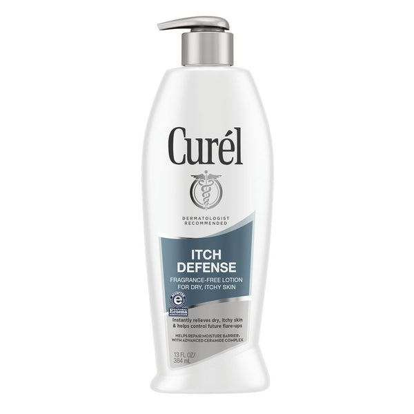 Curel Itch Defense Lotion, 13 Ounce