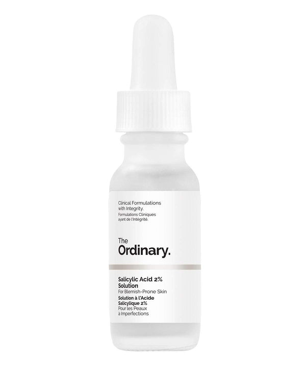 Ordinary Salicylic Acid 2% Solution -30 ml.