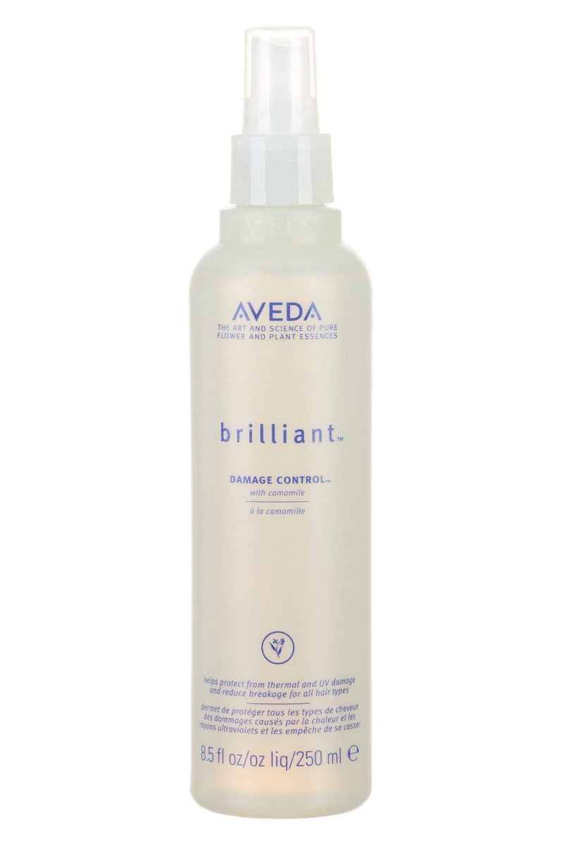 AVEDA by Aveda Brilliant Damage Control UV Damaged For All Hair Types 8.5 OZ Unisex